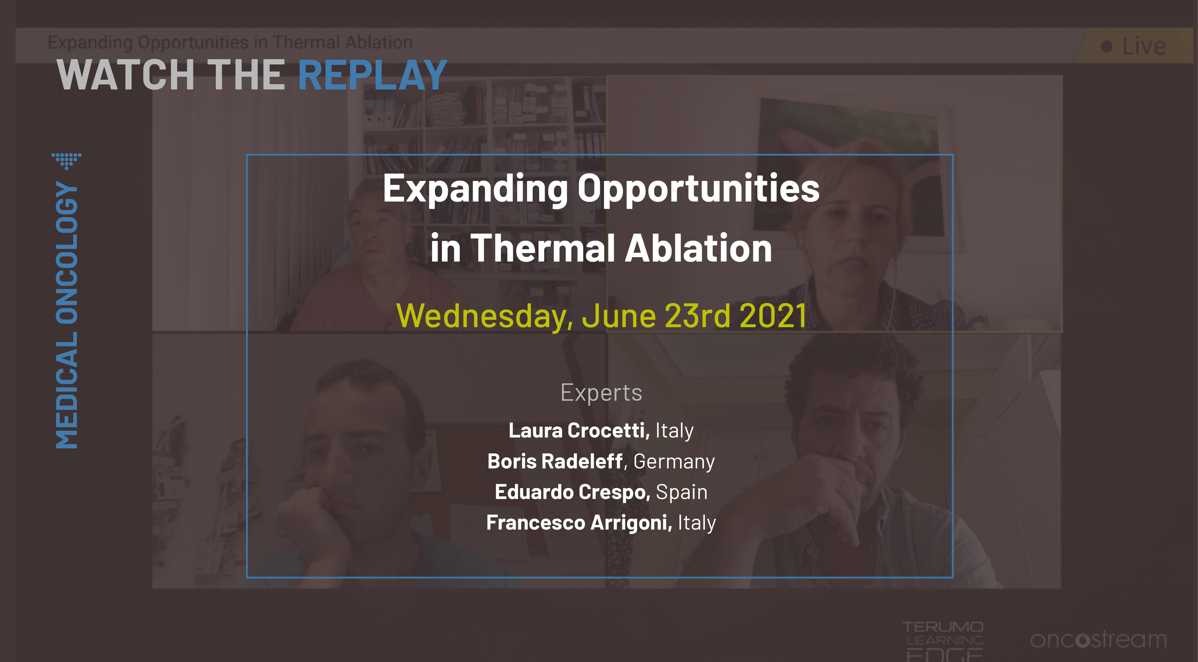 Expanding Opportunities in Thermal Ablation