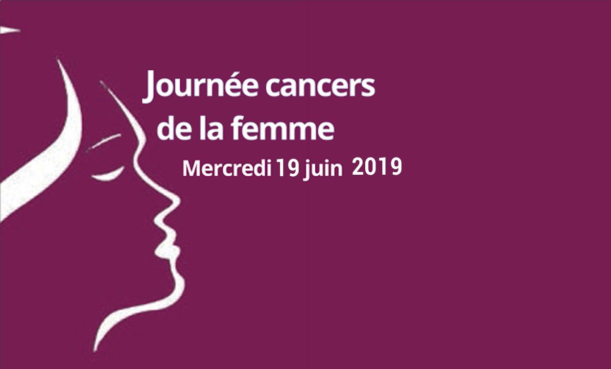 Journée cancers de la femme 2019