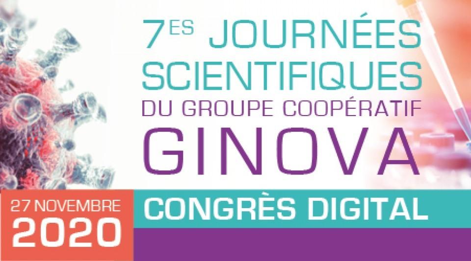 7es Journées Scientifiques du groupe coopératif GINOVA 2020
